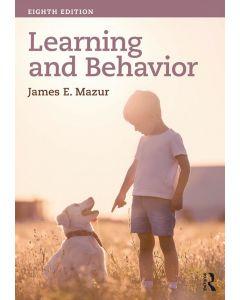 Learning & Behavior HPSY 2301
