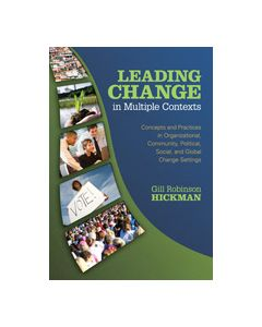 ebook Leading Change in Multiple Contexts: Concepts and Practices in Organizational Ebook HCMG 4303