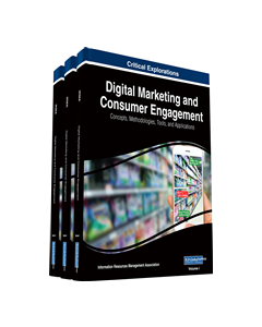 Digital Marketing and Consumer Engagement: Concepts, Methodologies, Tools, and Applications DMKT 4305
