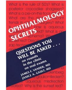 Ophthalmology Secrets 1st Edition