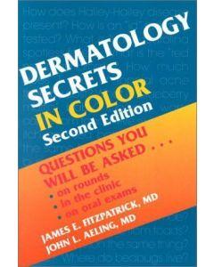 Dermatology Secrets In Color