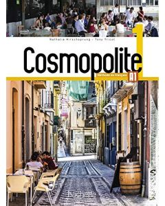 Cosmopolite: Livre de l'eleve 1 + DVD-Rom + Parcours digital