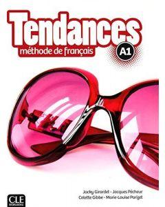 Tendances A1 Podrecznik+CD