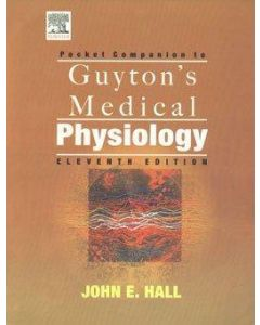 Pocket Companion to Textbook of Medical Physiology 11th Edition