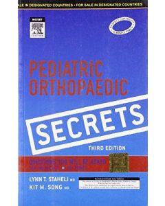 Pediatric Orthopaedic Secrets 3rd Edition