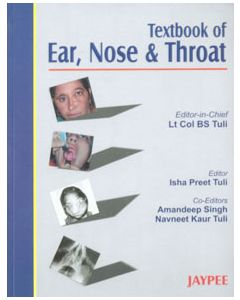 Textbook of Ear, Nose and Throat