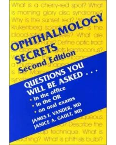 Ophthalmology Secrets 2nd Edition