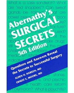 Abernathy's Surgical Secrets 5th Edition