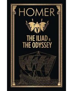 HOMER: The Iliad and The Odyssey (Deluxe )