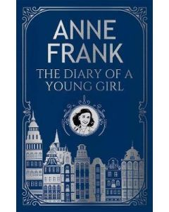 The Diary Of A Young Girl (Deluxe Hardbound )