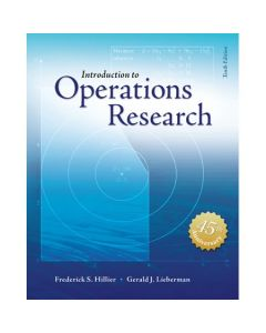 eBook Introduction to Operations Research with Access Card for Premium Content