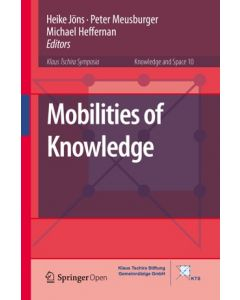 Mobilities of Knowledge ebook