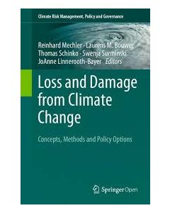 Loss and Damage from Climate Change ebook