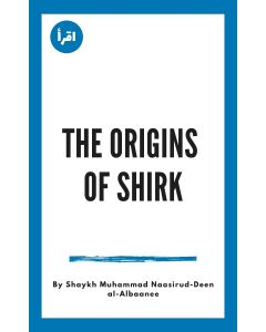 The Origins of Shirk ebook