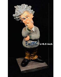 PARADIGM PICTURES Einstein figurine for Car Dashboard Accessories / Office Desk Decor/Decor gift items
