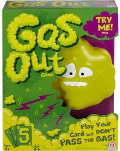 Mattel Games Gas Out, Multi Color