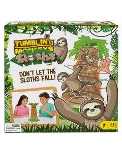 Mattel Tumblin' Sloths by Tumblin' Monkeys, Kids Game with Sloth Theme