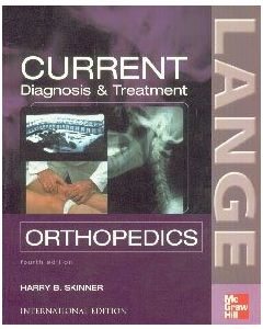 Current Dignosis and Treatment in Ortopeadics