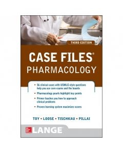 Case Files: Pharmacology 2nd Edition
