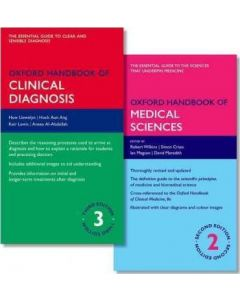 Oxford Handbook of Clinical Diagnosis and Oxford Handbook of Medical Sciences