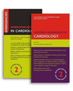 Oxford Handbook of Cardiology and Emergencies in Cardiology Pack