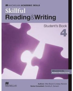 Skillful Level 4 Reading and Writing Student's Book Pack