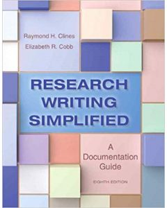 Research Writing Simplified: A Documentation Guide