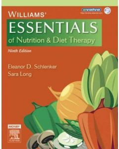 Williams' Essentials of Nutrition and Diet Therapy [With CDROM]