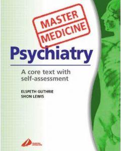 Master Medicine Psychiatry