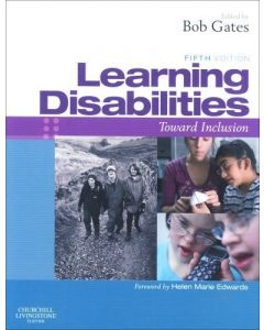 Learning Disabilities: Toward Inclusion