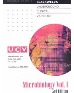 Blackwell's Underground Clinical Vignettes [With 48 Page Color Atlas] 3rd Edition