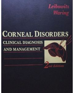 Corneal Disorders: Clinical Diagnosis and Management