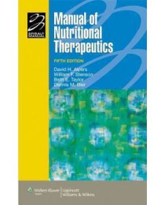 Manual of Nutritional Therapeutics