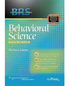 Behavioral Science