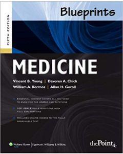 Blueprints Medicine 5th Edition