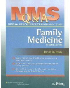 NMS QandA Family Medicine