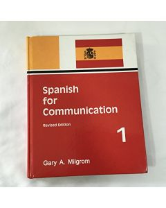 Spanish for Communication Level I