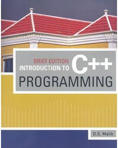 Introduction To C++ Programming, Brief