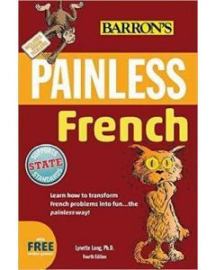 Painless French (Barron's Painless)