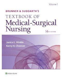 Brunner and Suddarth's Textbook of Medical-Surgical Nursing
