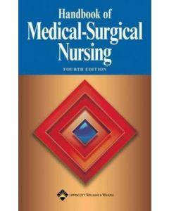 Handbook of Medical-Surgical Nursing