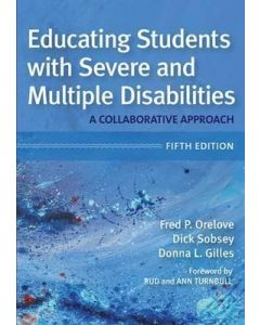 Educating Students with Severe and Multiple Disabilities