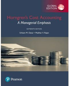 eBook Horngren's Cost Accounting | ACCT 202