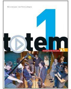 Totem 1: Livre de L'Eleve + DVD-ROM + Manuel Numerique Eleve: Totem 1: Livre de L'Eleve + DVD-ROM + Manuel Numerique Eleve