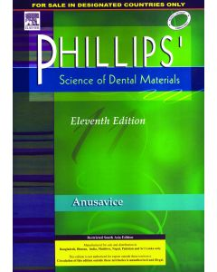 Phillips`s Science of Dental Materials