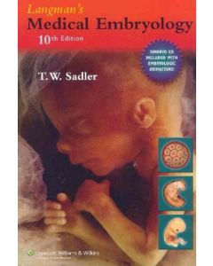 Langman's Medical Embryology with CD