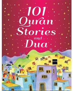101 Quran Stories and Dua 1st Edition