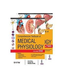 Comprehensive Textbook of Medical Physiology 1st Edition