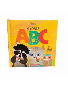 Animal ABC: Playful animals teach A to Z