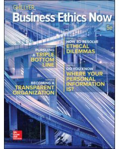 eBook Business Ethics Now